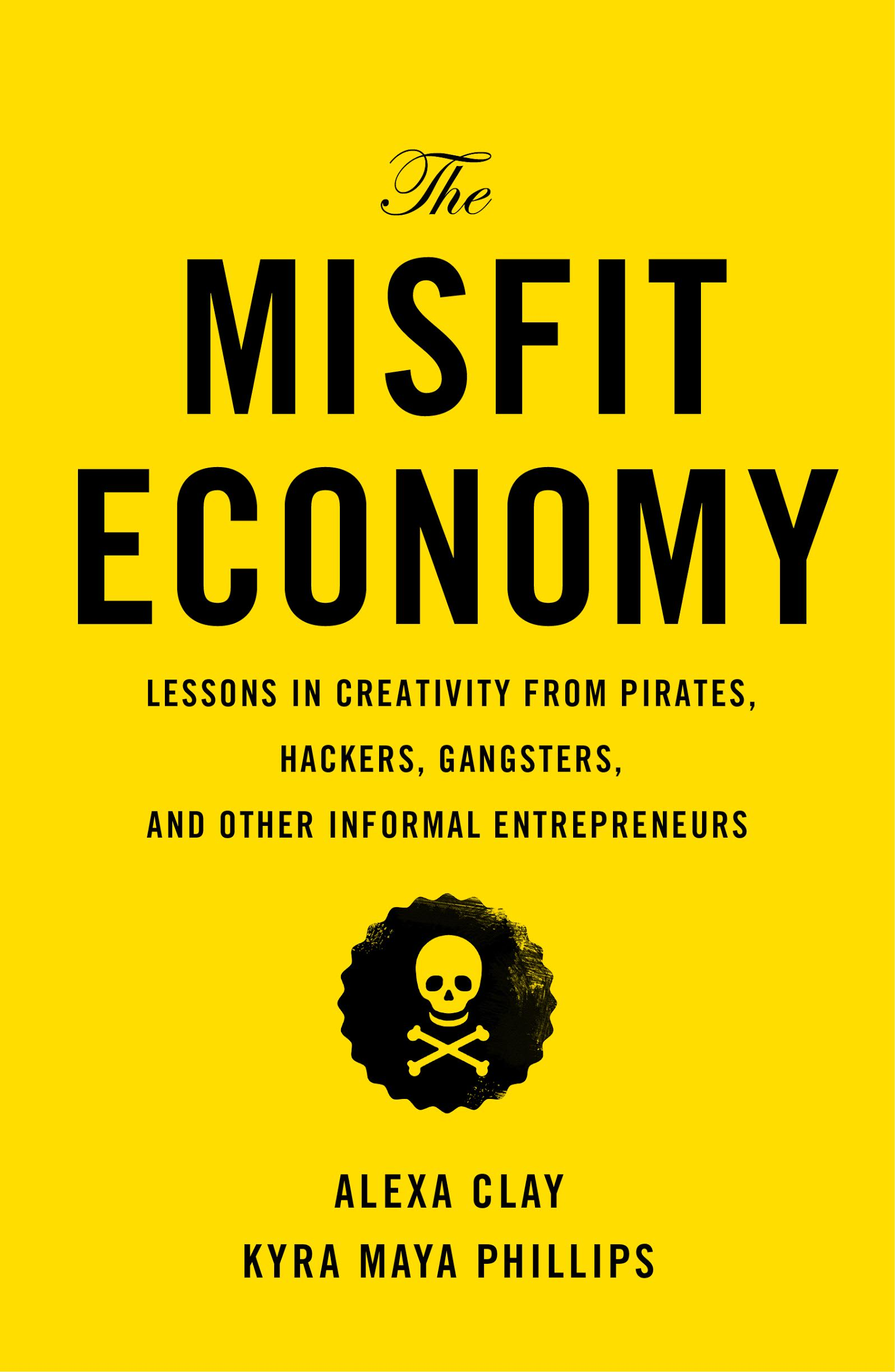 Cover of Misfit Economy book